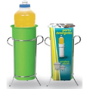 Porta-Detergente-Cromado-e-Verde-312-3---Niquelart