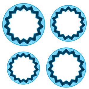 Cortador-Castelinho-PP-com-4-pecas---Blue-Star