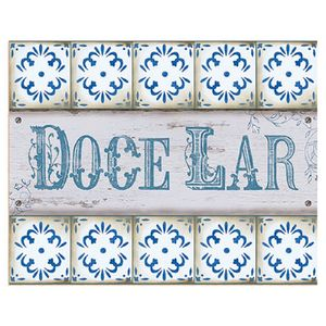 Placa-em-MDF-e-Papel-Decor-Home-Doce-Lar-DHPM-002---Litoarte