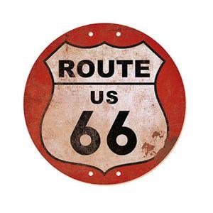 Placa-em-MDF-e-Papel-Decor-Home-Route-66-DHPM-006---Litoarte