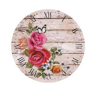 Placa-em-MDF-e-Papel-Decor-Home-Relogio-Flores-DHPM-048---Litoarte