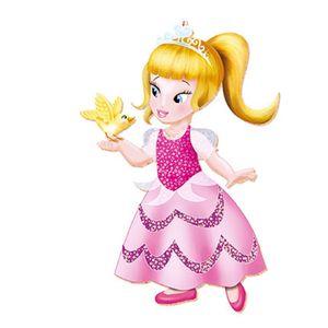 Decoupage-Aplique-em-Papel-e-MDF-Princesa-APM8-333---Litoarte--16643-