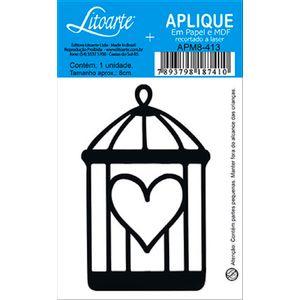 Decoupage-Aplique-em-Papel-e-MDF-Gaiola-Coracao-APM8-413---Litoarte