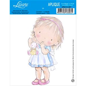Decoupage-Aplique-em-Papel-e-MDF-Menina-APM12-087---Litoarte