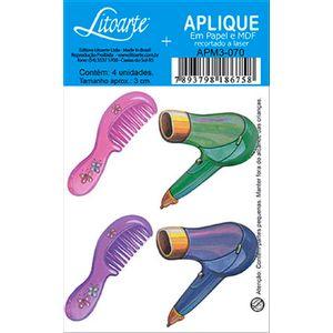 Decoupage-Aplique-em-Papel-e-MDF-Secador-e-Pente-APM3-070---Litoarte