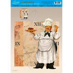 Relogio-MDF-Decoupage-Cozinheiro-DMA1-025---Litoarte