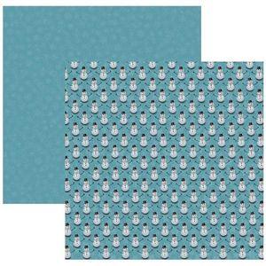 Papel-Scrapbook-DF-Colecoes-Diversao-no-Gelo-Boneco-de-Neve-SDF532---Toke-e-Crie-by-Ivana-Madi