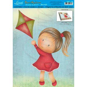 Decoracao-para-Caderno-Escolar-MDF-Decoupage-Menina-DMA3-048---Litoarte