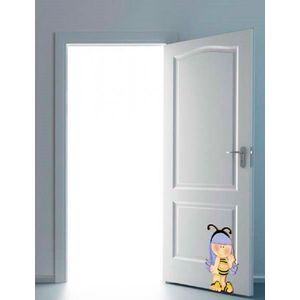 Enfeite-Escora-Porta-MDF-Decoupage-Abelhinha-DMS-009---Litoarte