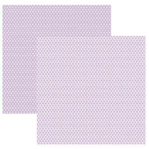 Papel-Scrap-Basico-Lilas-Florzinha-KFSB342---Toke-e-Crie-by-Ivana-Madi