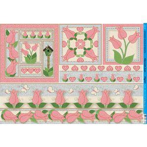Papel-Decoupage-Grande-Flor-PD-836---Litoarte