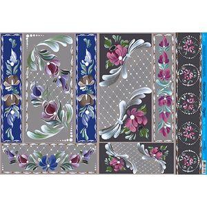 Papel-Decoupage-Grande-Flor-PD-889---Litoarte