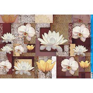Papel-Decoupage-Grande-Flores-PD-840---Litoarte