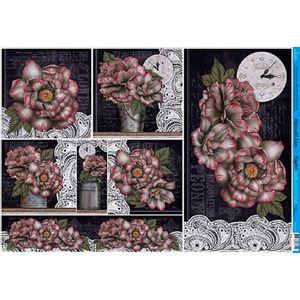 Papel-Decoupage-Grande-Flor-PD-897---Litoarte