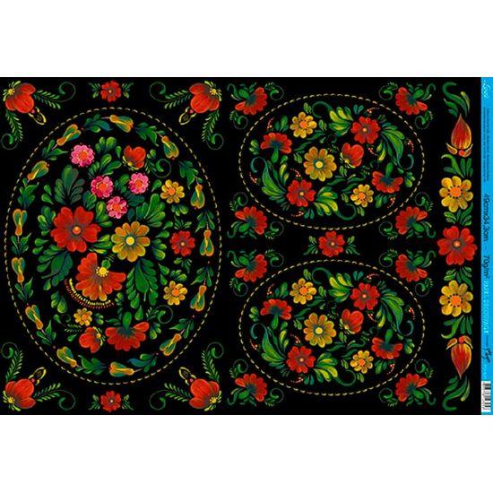 Papel-Decoupage-Grande-Flores-PD-820---Litoarte