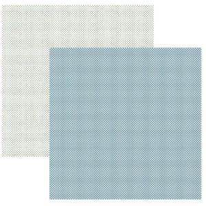 Papel-Scrapbook-Basico-Classic-Mini-Poa-Verde-Agua-KFSB329---Toke-e-Crie-by-Ivana-Madi