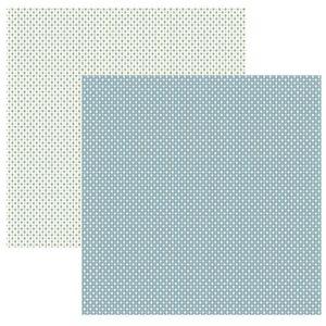 Papel-Scrapbook-Basico-Classic-Flor-de-Lis-Verde-Agua-KFSB326---Toke-e-Crie-by-Ivana-Madi