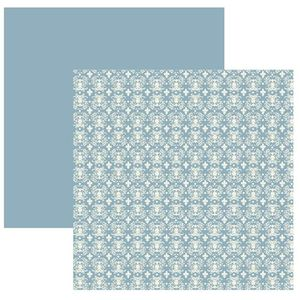 Papel-Scrapbook-Basico-Classic-Medalhao-Verde-Agua-KFSB328---Toke-e-Crie-by-Ivana-Madi