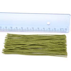 Arame-Encapado-Verde-100-fios-com-10cm-cada---Blue-Star