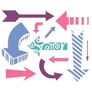 Estencil-Wall-para-Pintura-Simples-20X25-Setas-OPA-1456---Opa