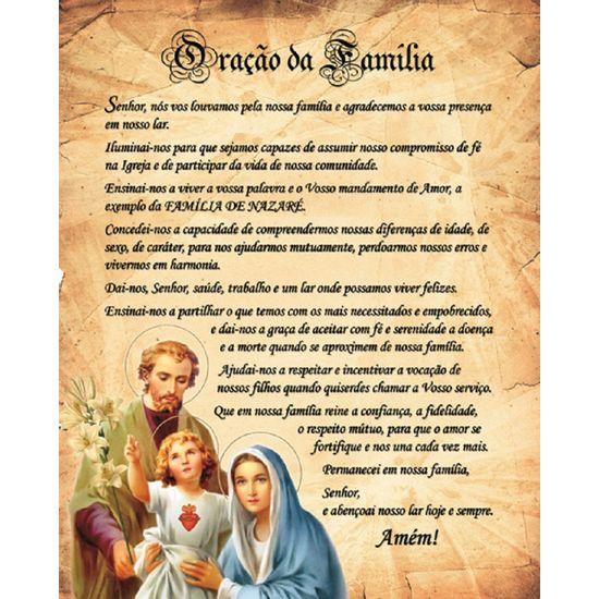 Placa-Madeira-Media-Oracao-da-Familia-LPMC-07---Litocart