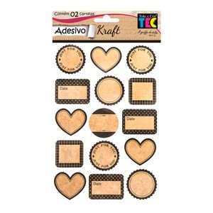 Adesivo-Kraft-Amor-AD1614---Toke-e-Crie
