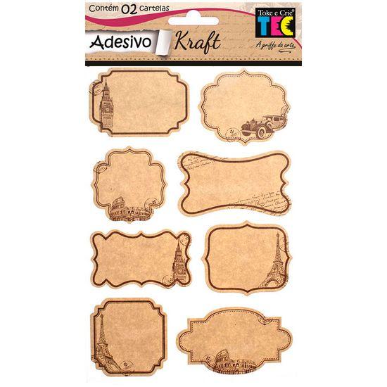 Adesivo-Kraft-Viagem-AD1615---Toke-e-Crie