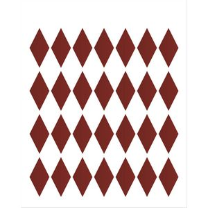 Estencil-para-Pintura-Simples-20X25-Losango-Grande---OPA1781---Opa