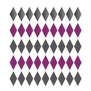 Estencil-para-Pintura-Simples-20X25-Losango-Pequeno---OPA1782---Opa