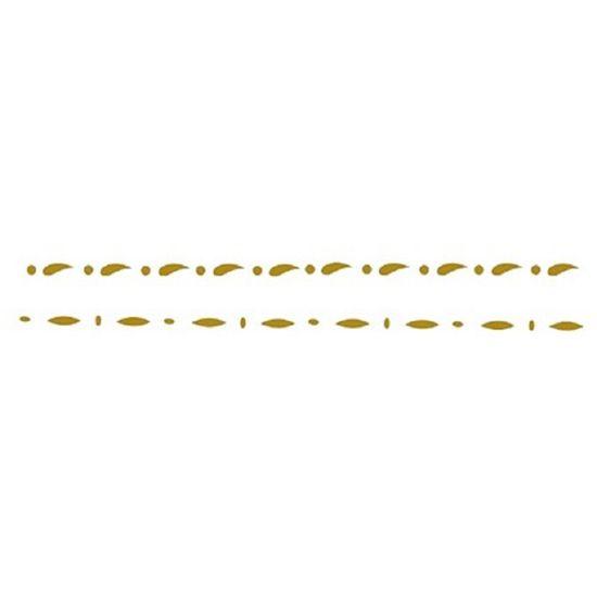 Estencil-para-Pintura-Simples-4x30-Pontilhado-IV-OPA189---Opa