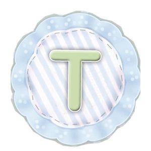 Aplique-Madeira-e-Papel-Placa-Letra--T--Menino-LMAPC-285---Litocart