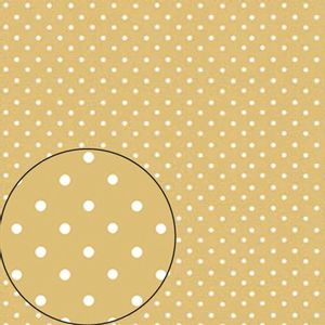 Papel-Scrapbook-Folha-Simples-Poa-Bege-LSC-211---Litocart
