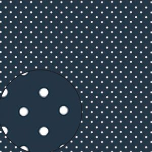 Papel-Scrapbook-Folha-Simples-Poa-Azul-Escuro-LSC-212---Litocart
