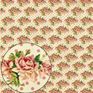 Papel-Scrapbook-Folha-Simples-flores-LSC-222---Litocart