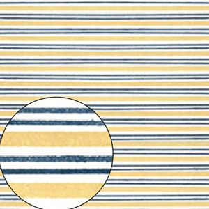 Papel-Scrapbook-Folha-Simples-Listras-Azul-e-Amarelo-LSC-210---Litocart