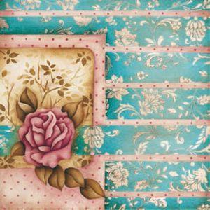 Placa-Decorativa-Madeira-Pequena-Vintage-Rosa-LPPC-10---Litocart