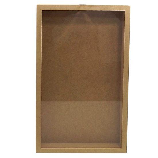 Quadro-para-Rolhas-de-Vinho-50x30x5cm-com-Vidro---MDF