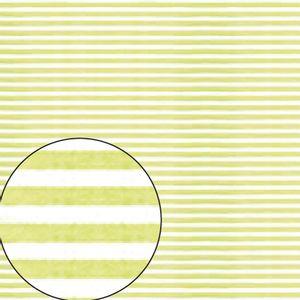 Papel-Scrapbook-Folha-Simples-Listras-Verde-e-Branco-LSC-214---Litocart