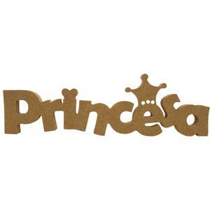 Recorte-Enfeite-de-Mesa-Princesa-Coroa-14x46cm---Madeira-MDF