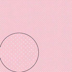 Papel-Scrapbook-Folha-Simples-Poa-Rosa-LSC-232---Litocart