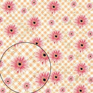 Papel-Scrapbook-Folha-Simples-Flores-LSC229---Litocart