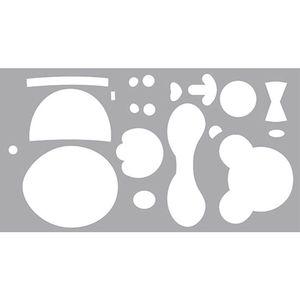Regua-Criativa-para-Patchwork-Ursinho-RA2-003---Litoarte-by-Lili-Negrao
