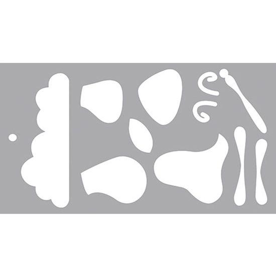 Regua-Criativa-para-Patchwork-Cogumelo-com-Libelula-RA2-012---Litoarte-by-Lili-Negrao