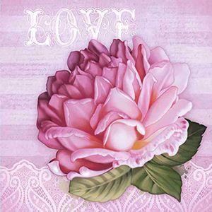 Papel-Decoupage-Adesiva-15x15cm-Love-DAXV-032---Litoarte