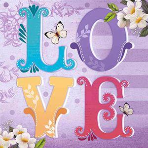 Papel-Decoupage-Adesiva-15x15cm-Love-Colorido-DAXV-033---Litoarte