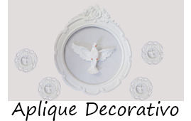 Resinas - Aplique Decorativo