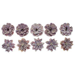 Flores-Artesanais-Feito-a-Mao-Classicas-Sepia-FLOR103---Toke-e-Crie