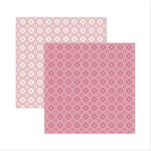Papel-Scrapbook-Dupla-Face-Classico-Texturizado-Pink-Nobre-KSBC010---Toke-e-Crie-by-Ivana-Madi