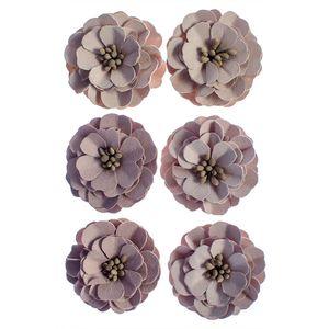 Flores-Artesanais-Feito-a-Mao-Lisiantus-Sepia-FLOR109---Toke-e-Crie