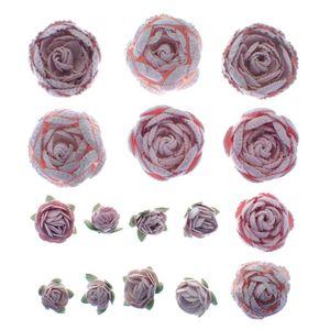 Flores-Artesanais-Rosas-Mistas-Delicada-FLOR116---Toke-e-Crie